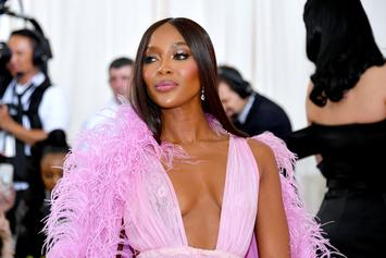 "Naomi Campbell Speaks Out After Gucci Backlash: ""It Wasn't Intentional"""