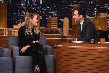 Rita Ora Talks Met Gala Highlights: Drinking And Checking Out Waiters With Lizzo