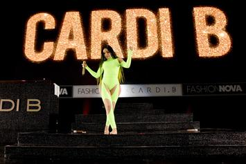Cardi B Reportedly Arrived Four Hours Late To Fashion Nova Launch Party