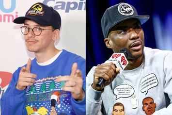 "Logic Puts ""Shameless"" Charlamagne Tha God On Blast"