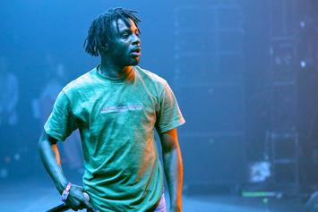 Isaiah Rashad Teases Smooth New Track From Upcoming Album