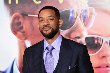 """Will Smith Felt Trapped """"By Being Will Smith"""" Before Turning 50"""