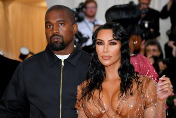 """Kanye West & Kim Kardashian Officially Welcome Baby #4: """"He's Here And He's Perfect"""""""