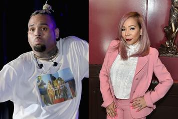 """Tiny Harris Weighs In On Chris Brown's """"Prince Of Pop"""" Status: """"He's Got It All"""""""