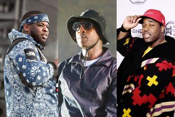"A$AP Ferg, Skepta & Maxo Kream Conquer This Week's ""FIRE EMOJI"" Playlist"