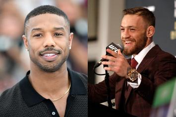"Michael B. Jordan Doesn't Want Conor McGregor In ""Creed 3"""