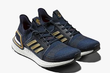 Adidas UltraBoost 2019 Gets Navy & Gold Consortium Release: Details