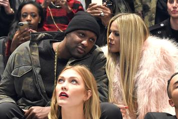 """Lamar Odom Regrets Cheating On Khloe Kardashian, Wishes He Was """"More Of A Man"""""""