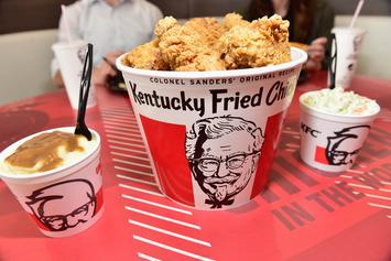 KFC Debunks Story About Client Getting Free Food For A Year: Report