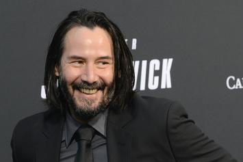 "Keanu Reeves Returns To Rom-Coms In Trailer For Netflix Film ""Always Be My Maybe"""