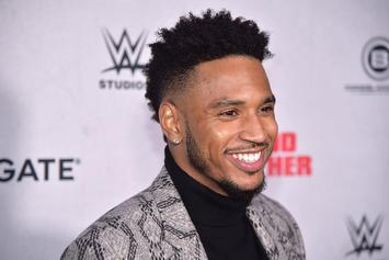 Trey Songz Confirms That He's A New Father By Sharing Photo Of His Son