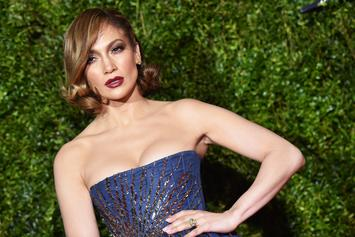 """Jennifer Lopez Styles On Em' In New Claim To """"Baddest In The Game"""""""