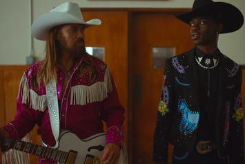 "Lil Nas X's ""Old Town Road"" Music Video Is A Star-Studded Country Movie"