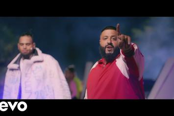 "DJ Khaled Brings Out Lil Wayne, Chris Brown & Big Sean For ""Jealous"" Video"