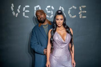 Kim Kardashian & Kanye West Finally Reveal Name Of Their Fourth Child