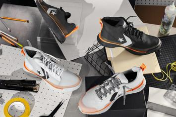 Tinker Hatfield and Converse Team Up For Star Series Collection