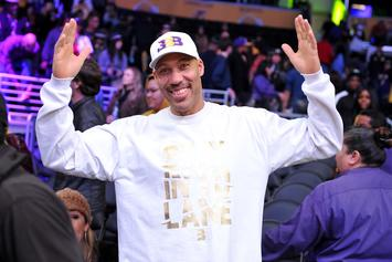 LaVar Ball Thinks His Sons Will Be The NBA's First On-Court Billionaires