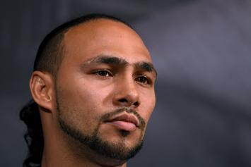 """Keith Thurman Issues A Challenge To Conor McGregor: """"Box, Me Baby"""""""