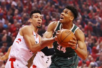 Giannis Antetokounmpo Could Sign The Largest Contract In NBA History