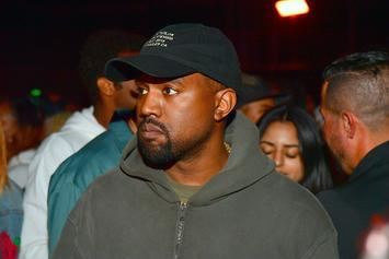 Kanye West Says He's Banned From Talking About Drake Or His Family