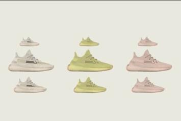 Adidas Yeezy Boost 350 V2 Colorways To Release As Regional Exclusives