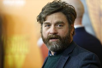 "Zach Galifianakis' ""Between Two Ferns"" Gets A Movie & Release Date"