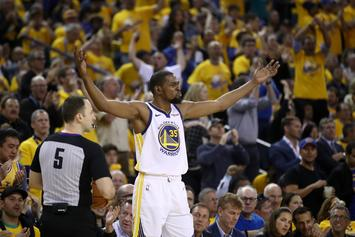 Kevin Durant Explains Why He Likes To Clap Back On Social Media