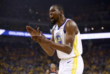 "Kevin Durant Disputes Media's Suggestion That Warriors Are ""Better Without Him"""