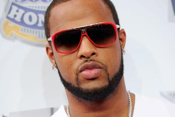 Slim Thug Quickly Intercepted For Lusting Over Evelyn Lozada's Daughter