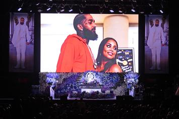 """Lauren London Continues To Mourn Nipsey Hussle: """"Never Could I Ever Forget"""""""