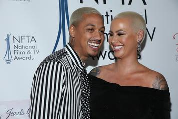 Amber Rose Talks Pregnancy Issues & Hyperemesis Diagnosis