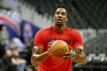 "Dwight Howard On Lakers Drama: ""It's Just Business"""