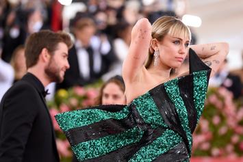 """Miley Cyrus Admits She """"Likes"""" Being Patted Down By Airport Security: """"Human Touch"""""""