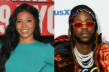 "2 Chainz & Amerie Perform ""Rule The World"" On ""Ellen"""