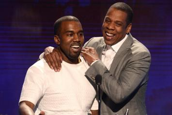 """Kanye West & Jay-Z's Fabled """"Living So Italian"""" Hits The Internet"""