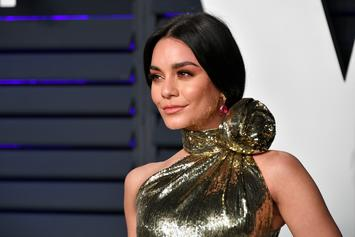 """Vanessa Hudgens Reveals That Catwoman Is Her """"Dream Role"""""""