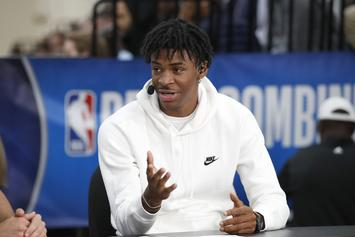 Projected NBA Lottery Pick Ja Morant To Undergo Knee Surgery: Report