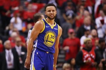 Steph Curry Blames Himself For Warriors 2016 NBA Finals Loss