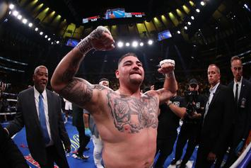 Andy Ruiz Jr. Wants Deontay Wilder Fight But Has Other Plans First