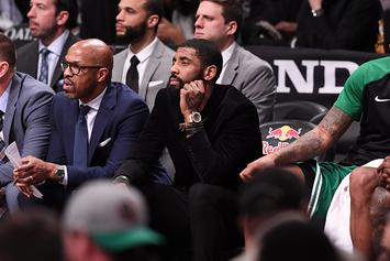 "Kyrie Irving Rumors: ""Every Indication"" He Wants To Sign With Brooklyn Nets"