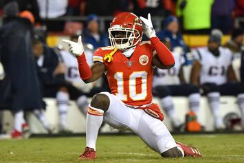 Tyreek Hill Will Not Face Charges In Child Abuse Case: Report