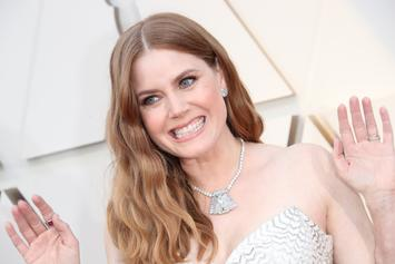 """Twitter Comes To Amy Adams' Defence After She's Put On """"Bad At Acting"""" List"""