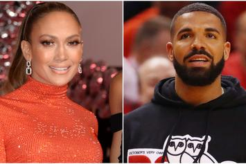 """Jennifer Lopez Seemingly Refers To Drake As A Former """"Booty Call"""""""