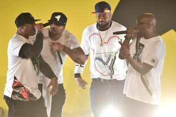 Wu-Tang Clan Is First Hip-Hop Act To Headline Legendary Country Music Venue