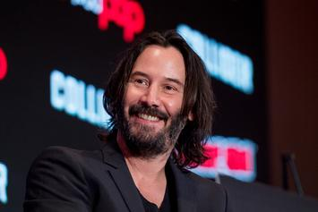 """Keanu Reeves Reveals His Character In """"Cyberpunk 2077"""" Trailer"""