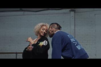 "DaniLeigh & Chris Brown Are A Dancing Duo In ""Easy (Remix)"" Video"