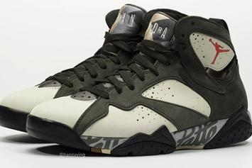 PATTA X Air Jordan 7 Collab Gets New Limited Colorway: First Look
