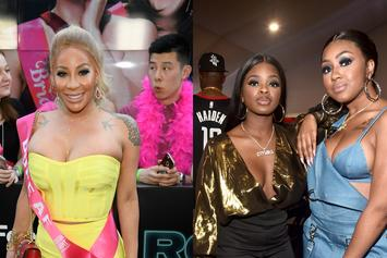 Hazel-E Claims Beef With Yung Miami Is Squashed, Alleges JT's Also Pregnant
