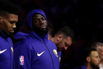"""Draymond Green: """"Not Smart"""" To Think Warriors Are Finished"""