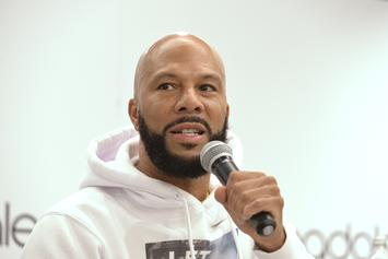 "Common Reveals That He's Ready To Be A Husband During ""Red Table Talk"" Visit"